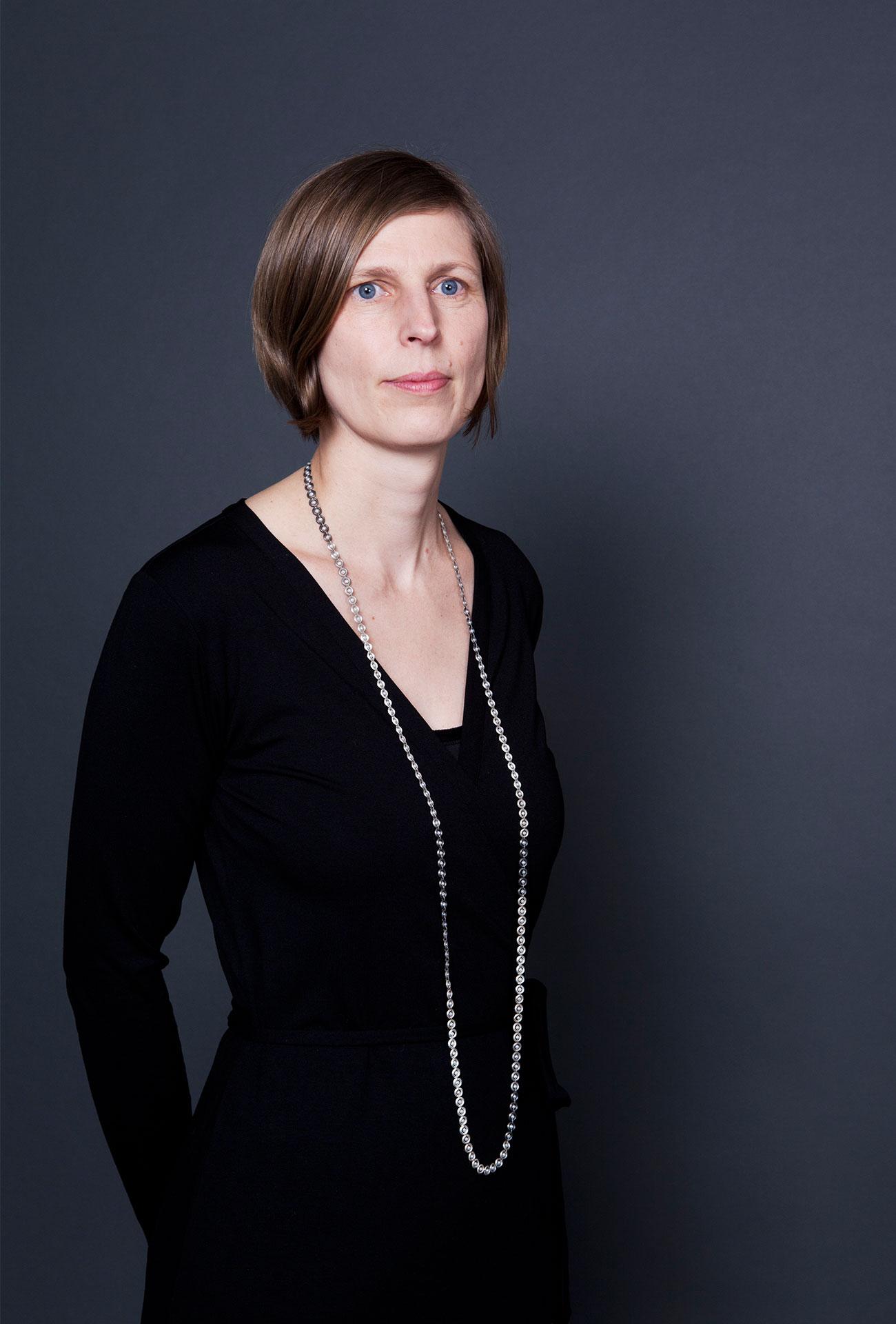Stefanie Prießnitz, Perlenreihenkette