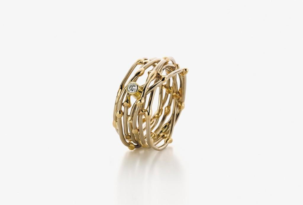 Ring von Hoogenboom & Bogers Edelsmeden