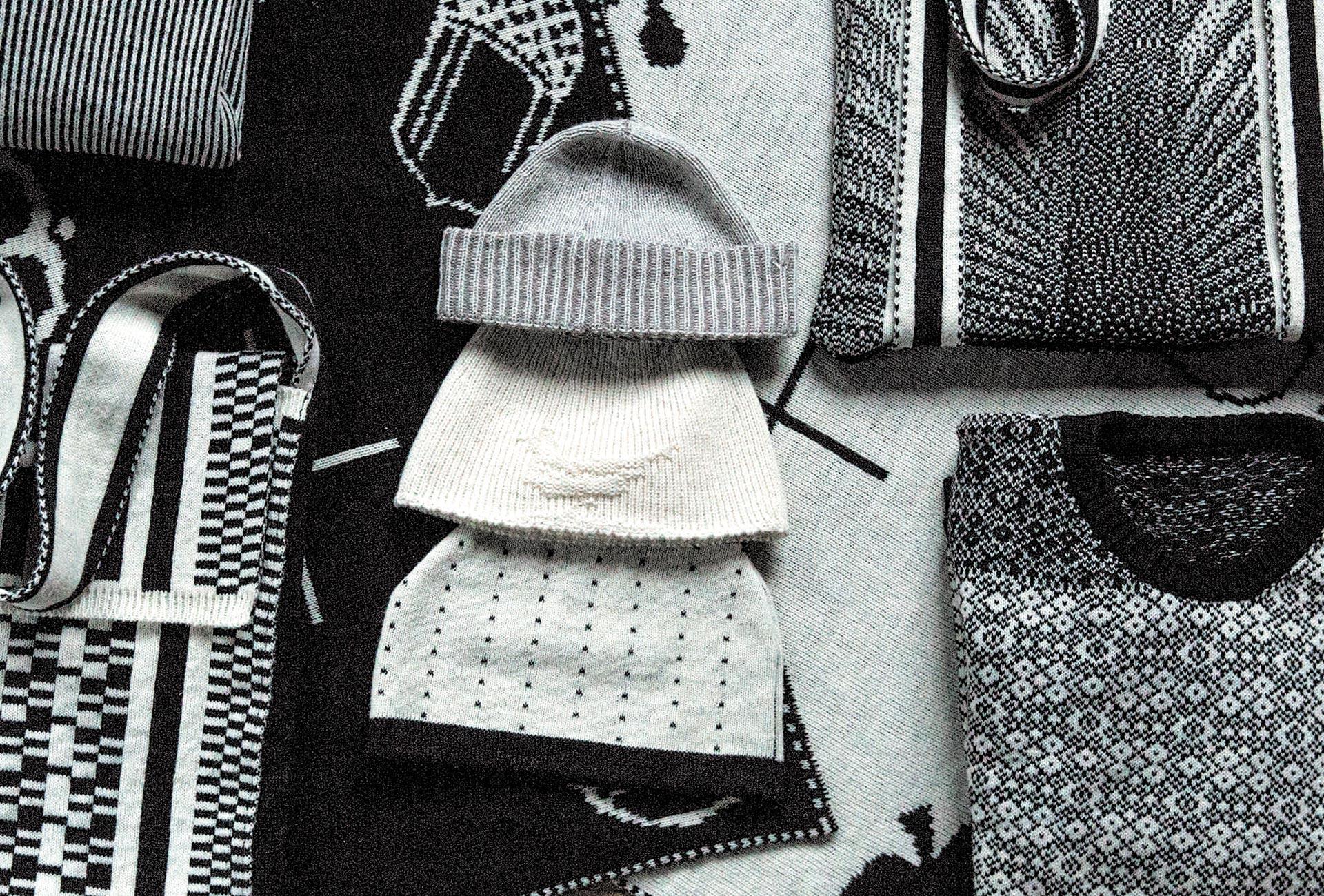 Designgut 2015, Herr Urs, Strickwaren und Accessoires