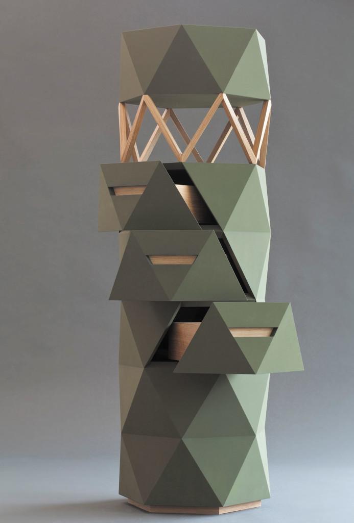 Cabinet by Stefan Jocham