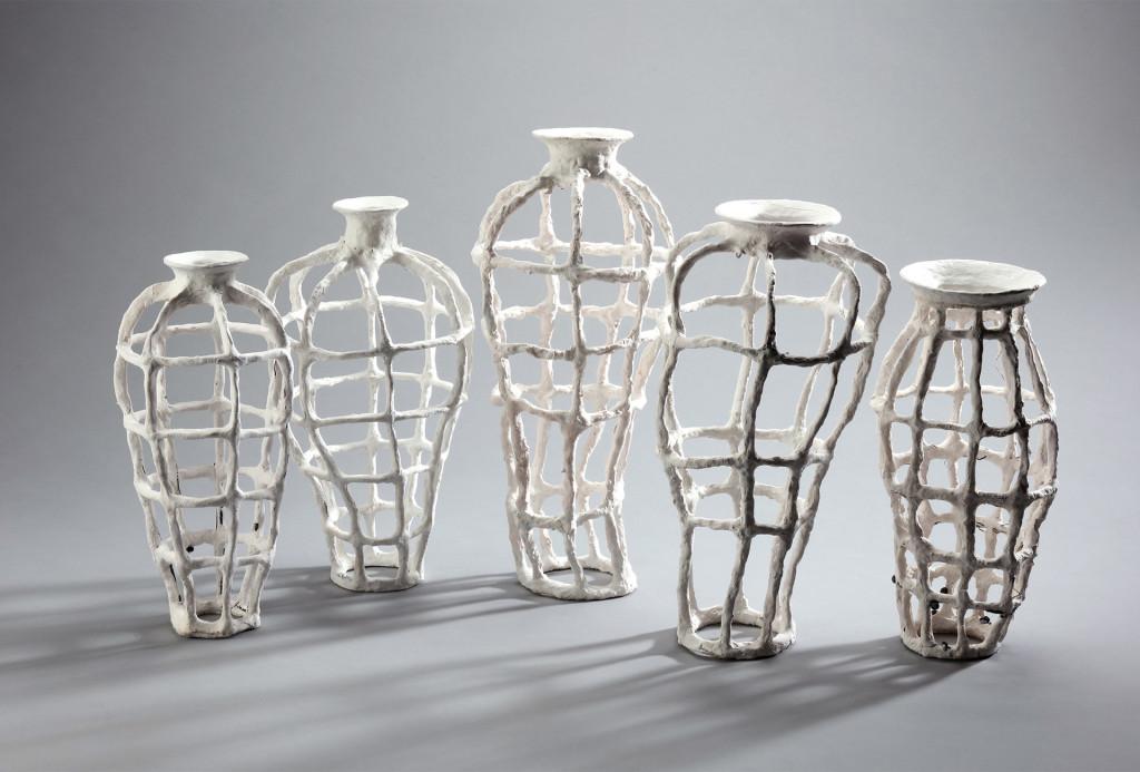 Arbeit aus der Ausstellung von Ute Beck und Susanne Mansen
