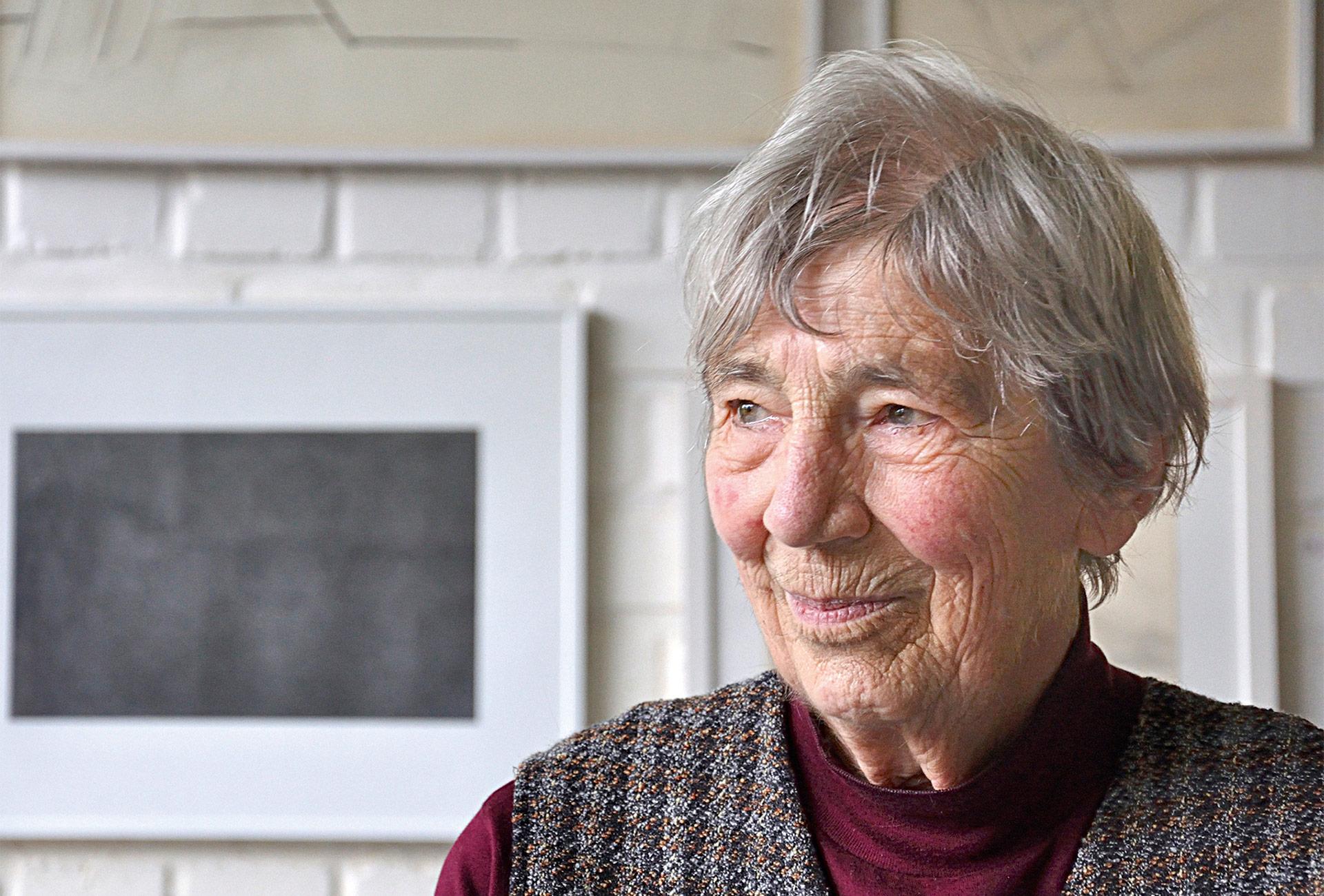 Portrait von Beate Kuhn