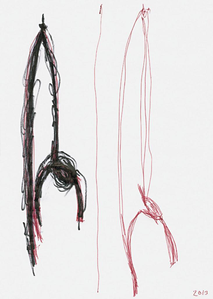 Klaus Lehmann Zeichnung