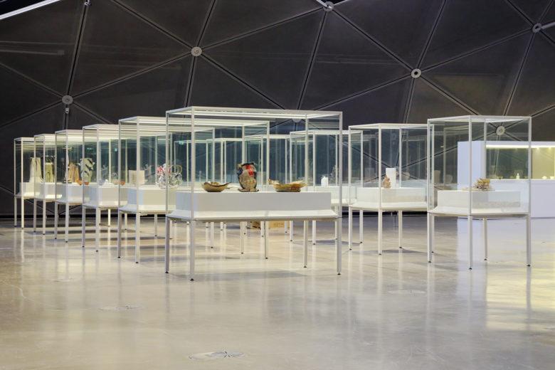 Ausstellung Geknetetes Wissen in der Kunsthalle Graz