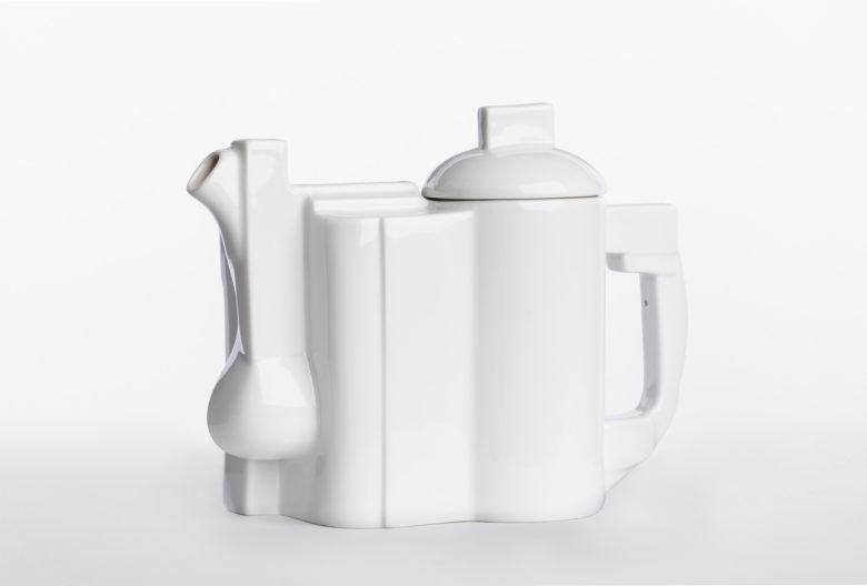 Kazimir Malevich uprematistische Teekanne