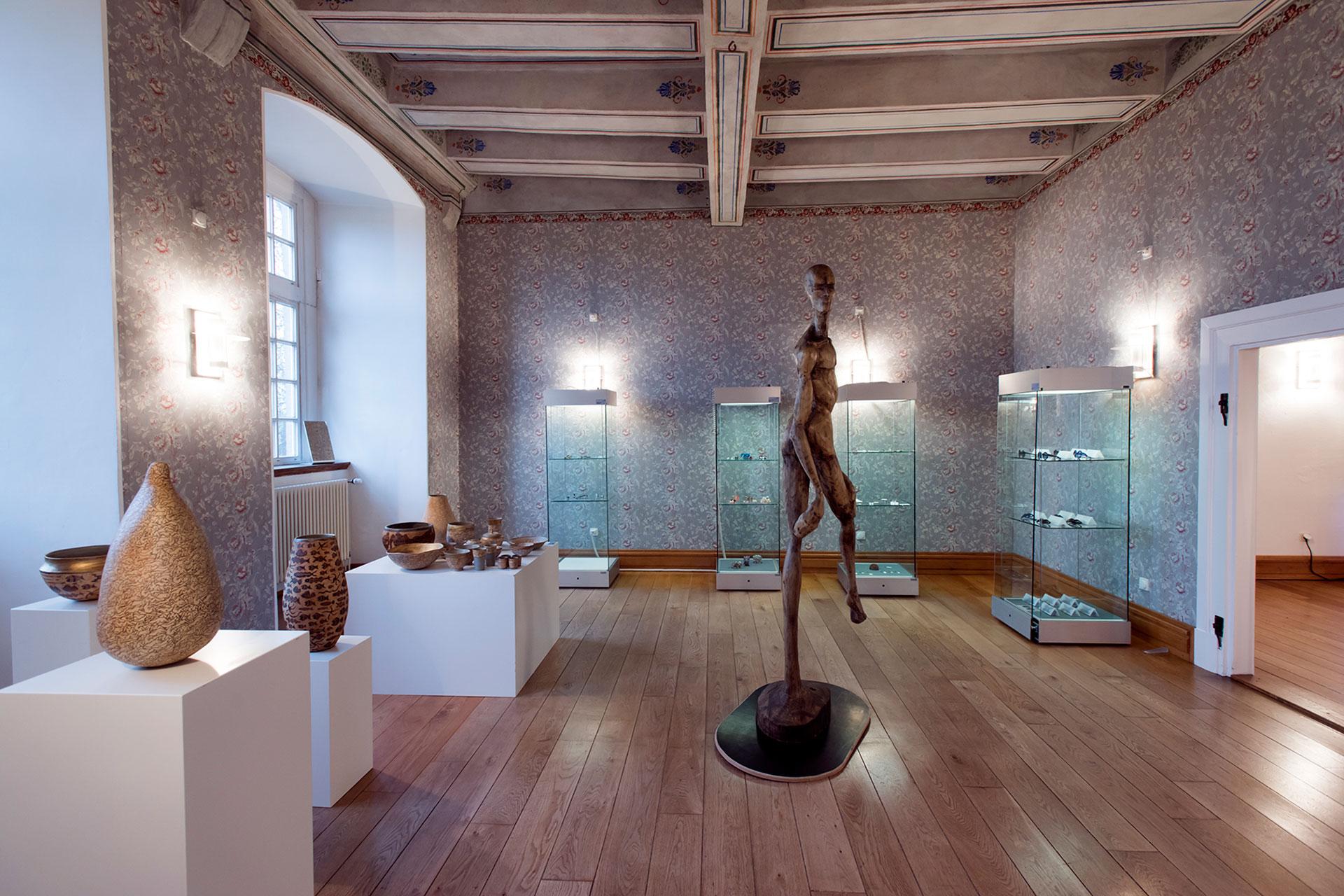 Ausstellung Schlosshandel