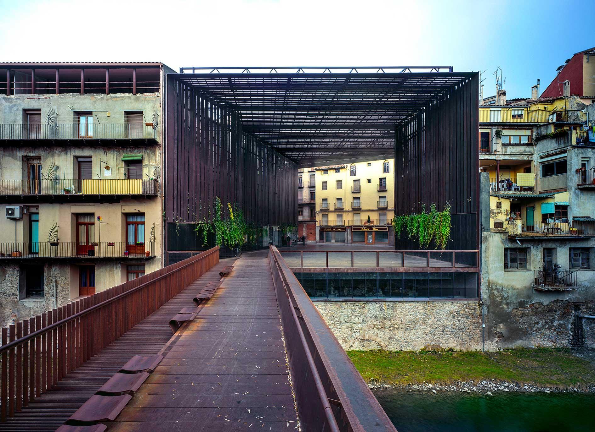 RCR Arquitectes, Pritzker-Preis, La Lira Theater