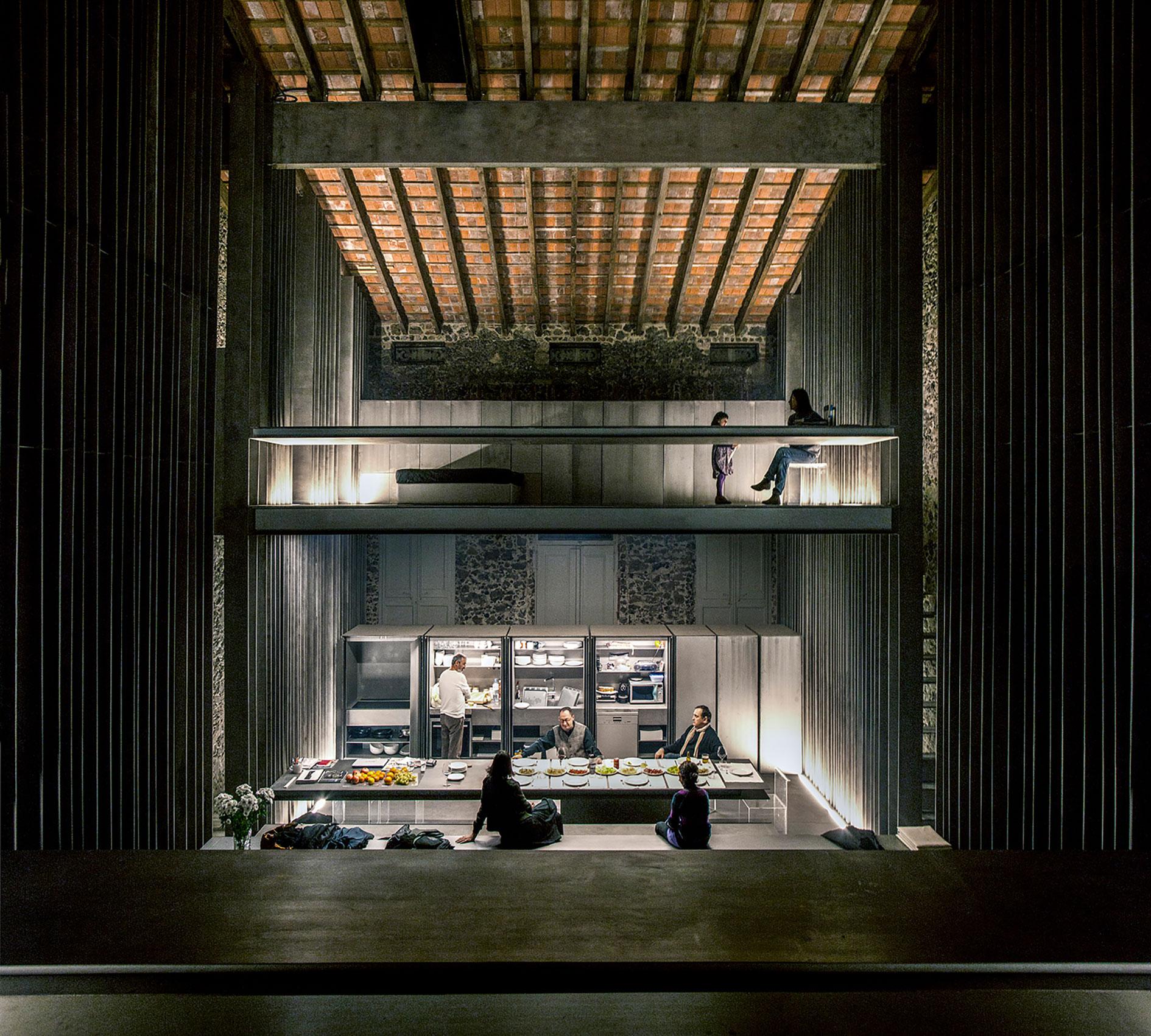 Row House, RCR Arquitectes, Pritzker-Preis