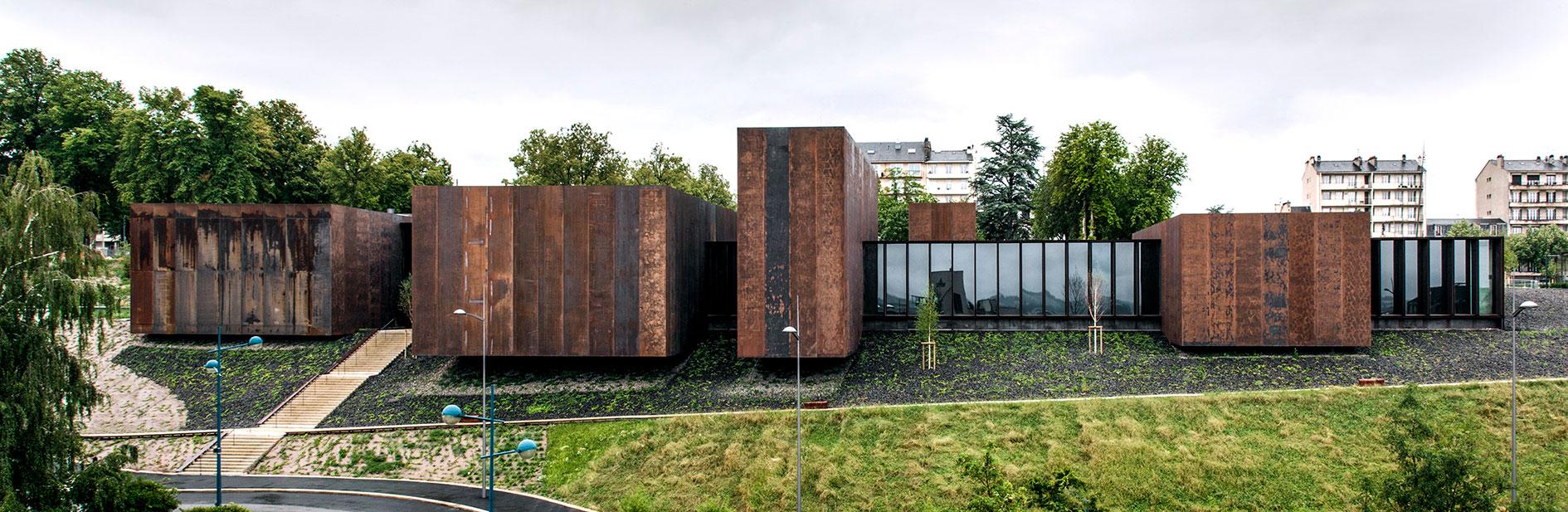 Soulages Museum, RCR Arquitectes, Pritzker-Preis