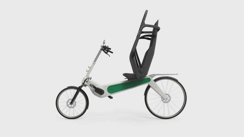 Babelbike, Crispin Sinclair Innovation, Großbritannien