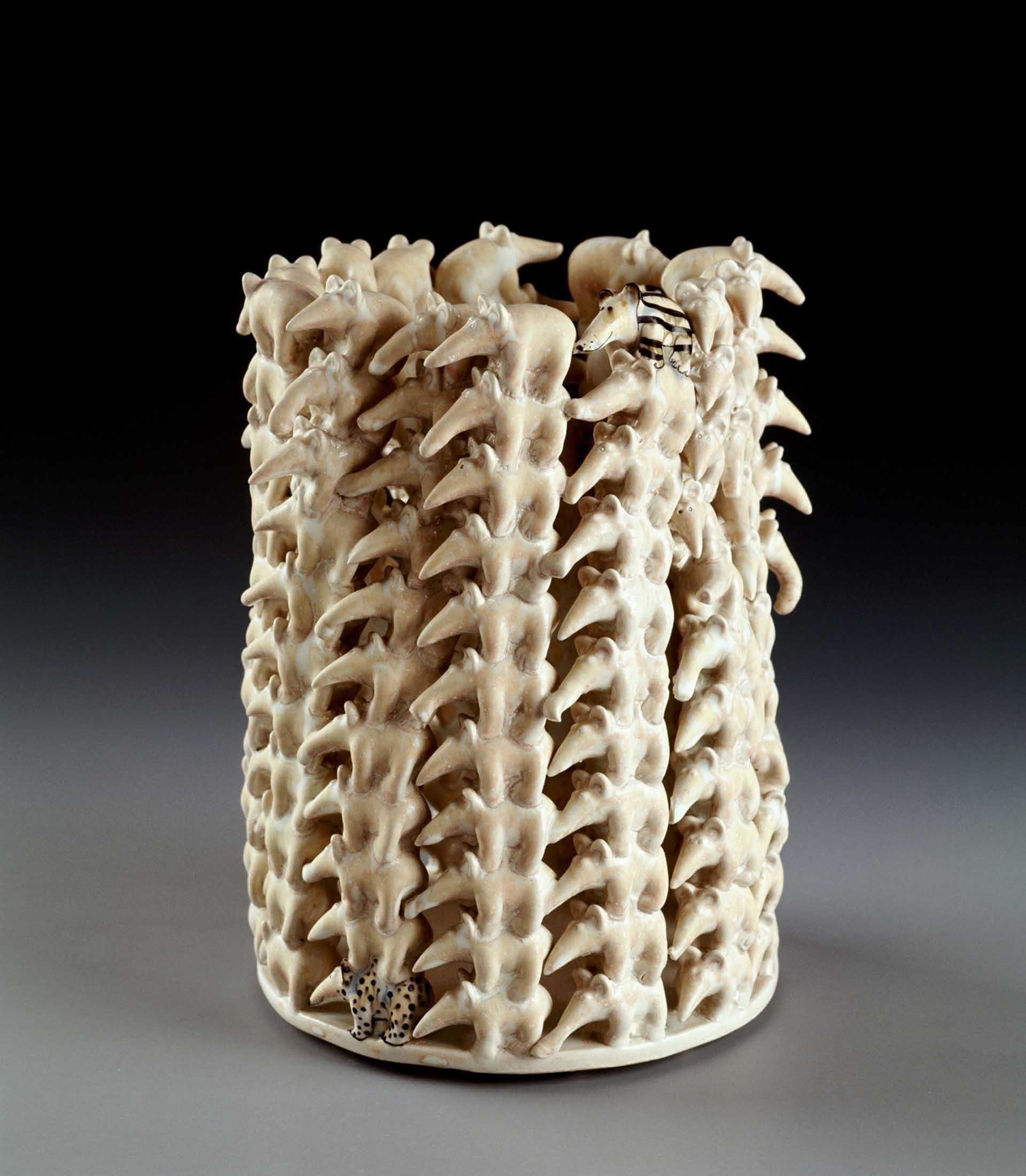Rosemarie Benedikt, Keramik