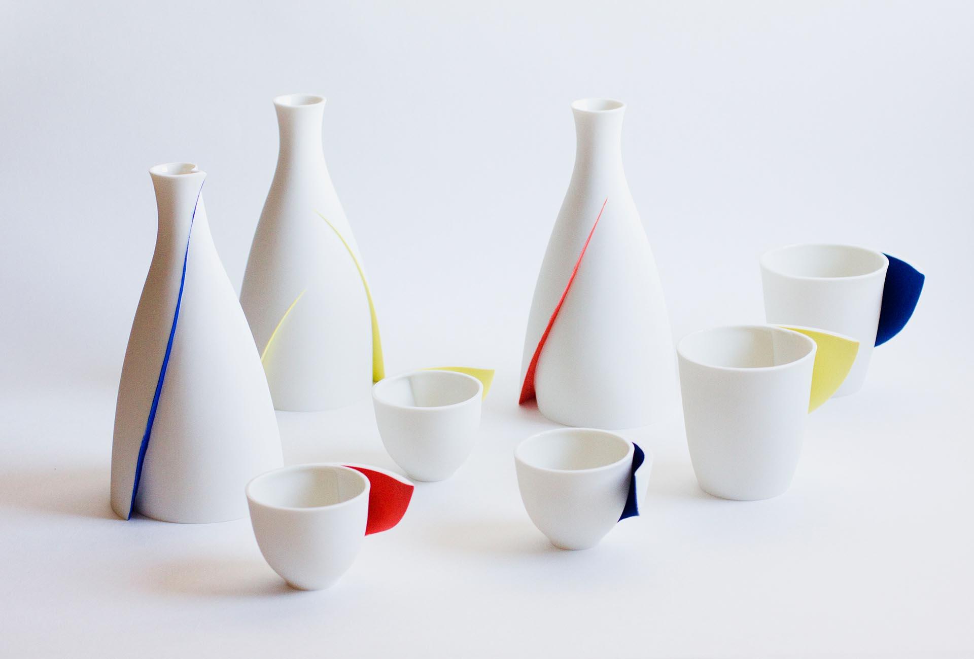 Atsushi Kitahata, Keramik