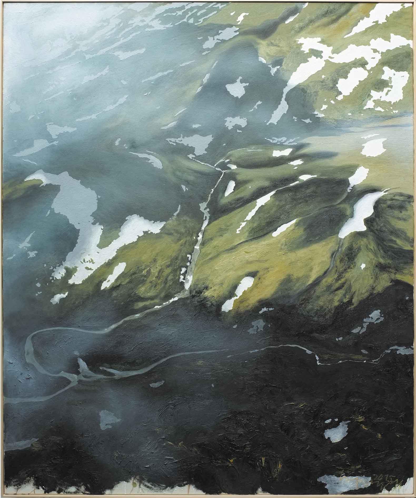 Galerie Metzger, W. Jo Brunner, Alp Baach