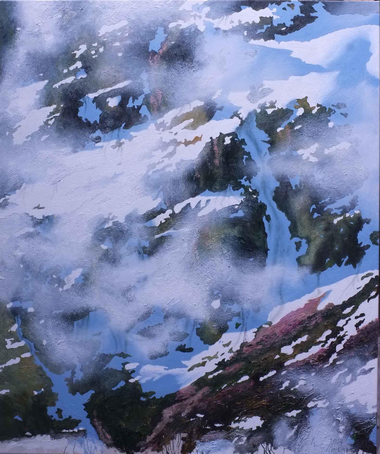 Galerie Metzger, W. Jo Brunner, Potosi
