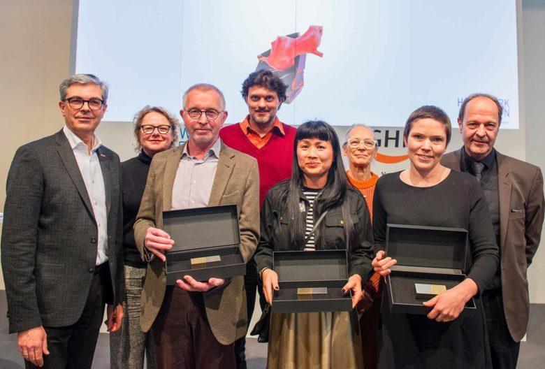 Herbert-Hofmann-Preise 2018