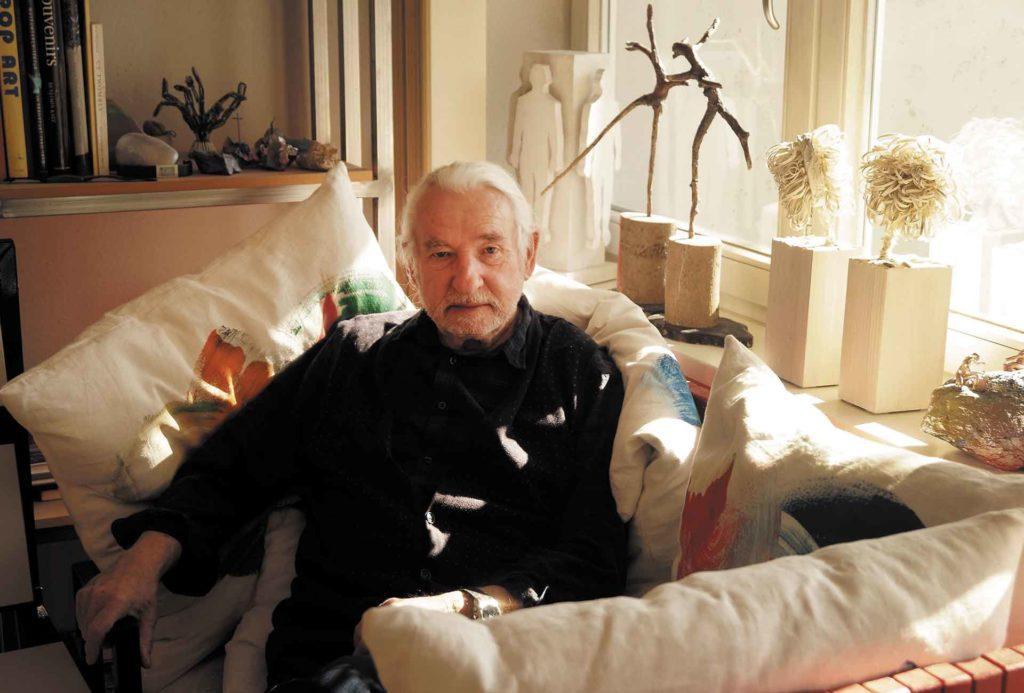 Christoph R. Siebrasse, Sofa Prunk