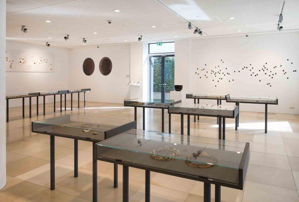 Galerie Handwerk, Ausstellung Alles rund, Francesco Pavan, Tore Svensson