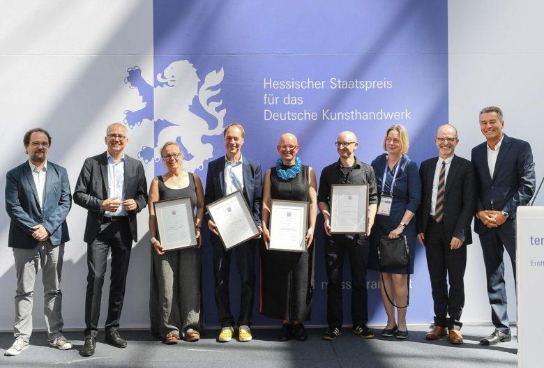 Hessischer Staatspreis 2018