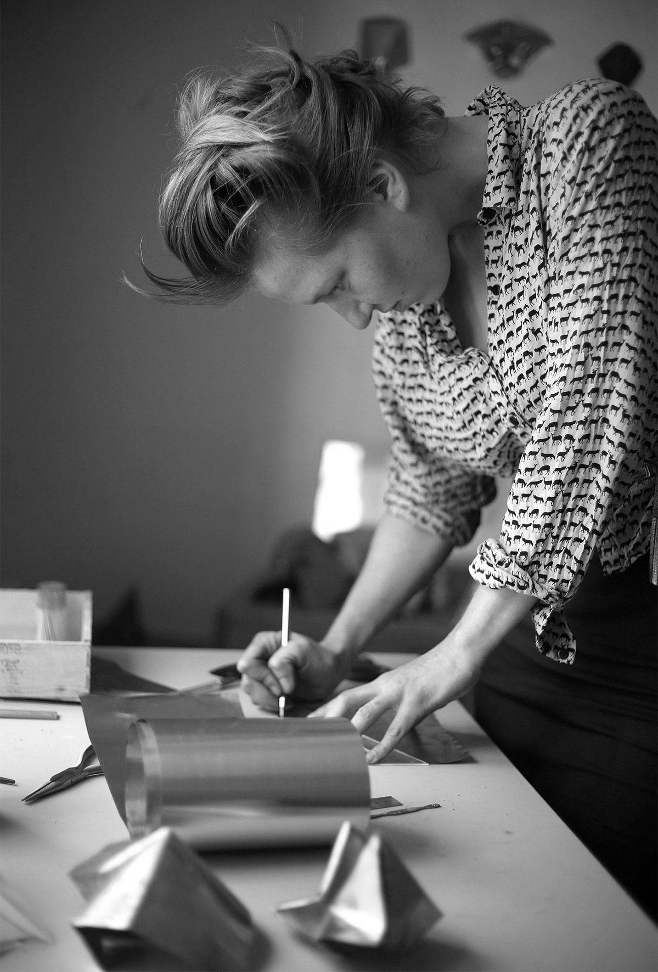 Juliane Noack (*1984 in Halle, †2015 in Le Vernet). Foto Jörg Lipskoch