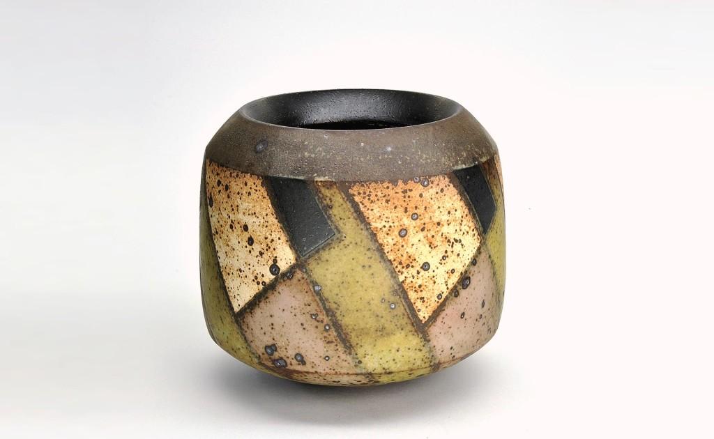 Keramikgefäß von Ursula Scheid