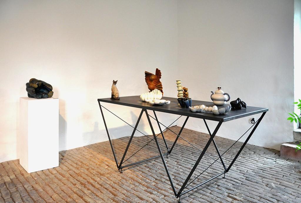 Londongruppe Arbeiten von Beate Kuhn