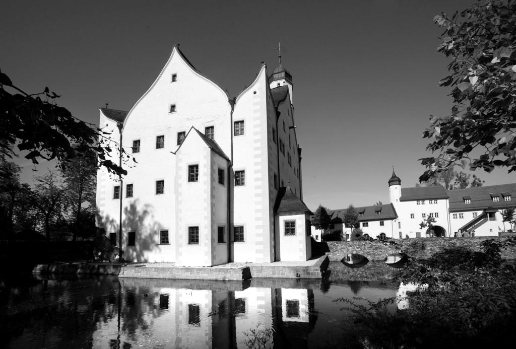 Werkkunstmarkt Wasserschloss Klaffenbach