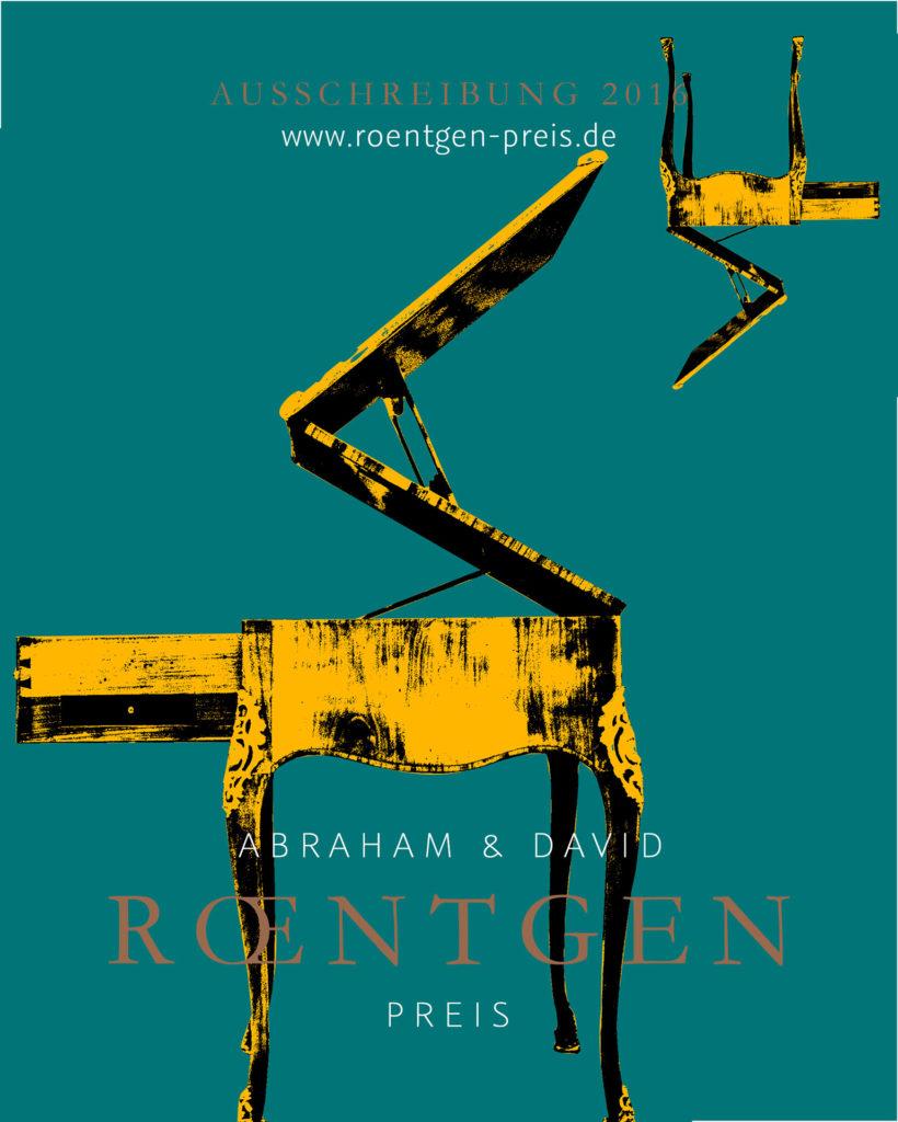 Abraham und David Roentgen Preis 2016