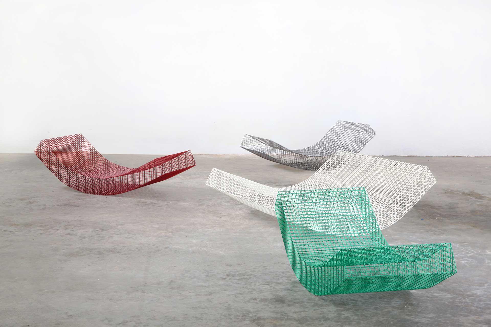 Biennale Interieur, Kortrijk, Muller van Severen