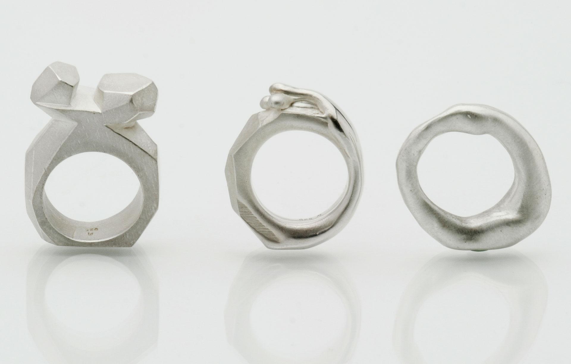 Mareen Duncker, 3 Ringe