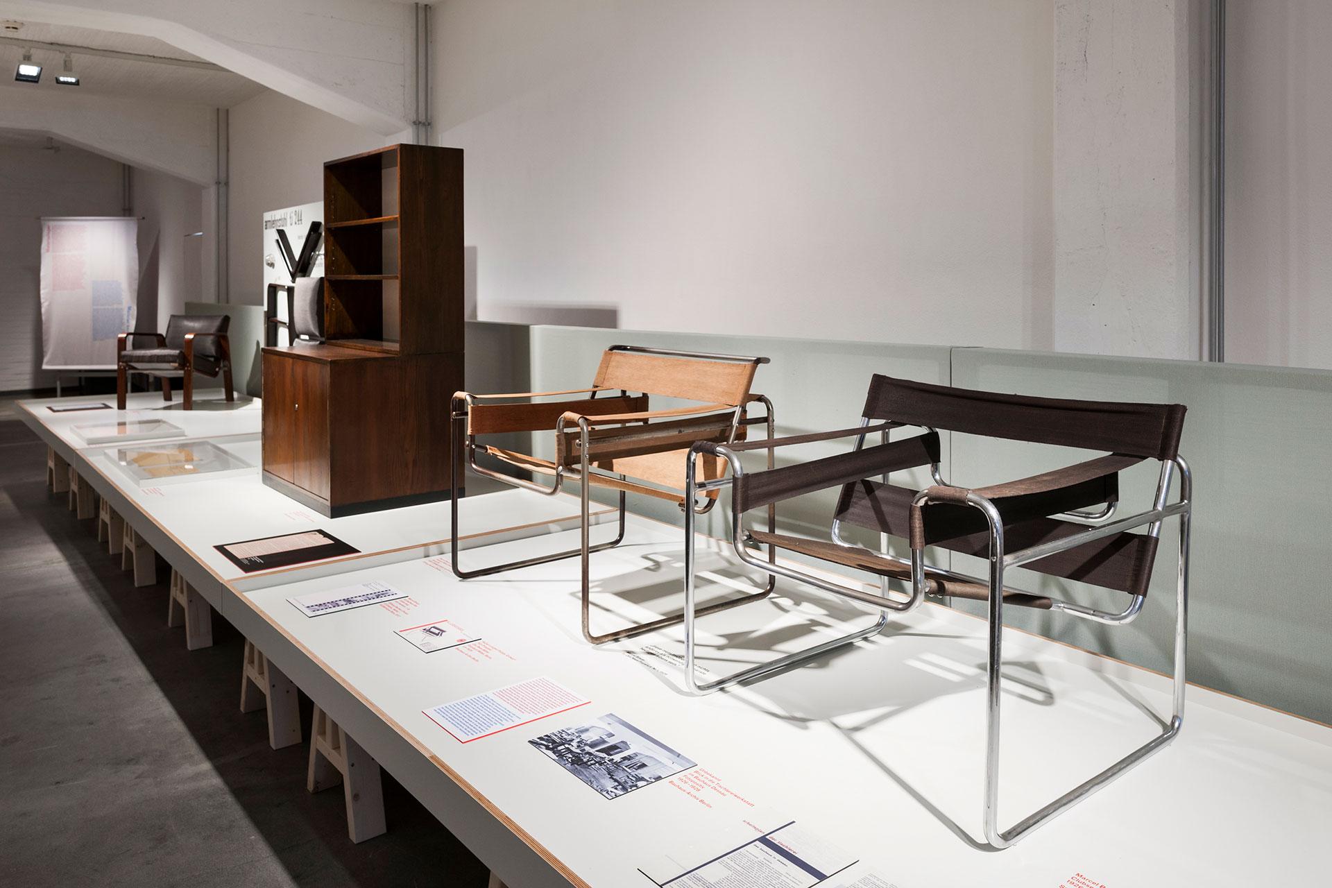 Bauhaus Dessau, Ausstellung, Handwerk wird modern