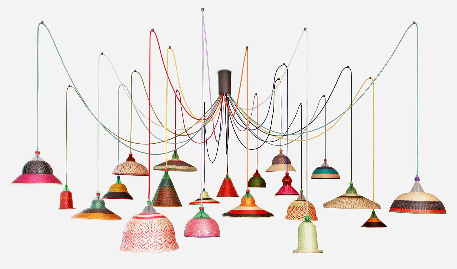 PET Lamp Studio, Lampen, Leuchten