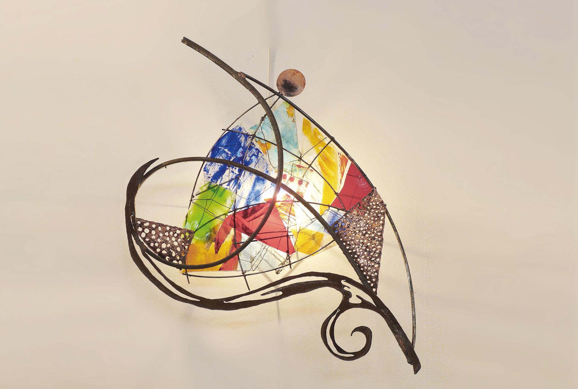 Engelbert Leichauer, Leuchte, Lampe