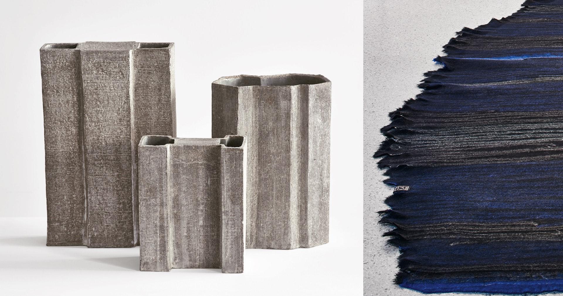 Christine_Wagner, 13Rugs, raumwerk, Teppich, Keramik, Vasen
