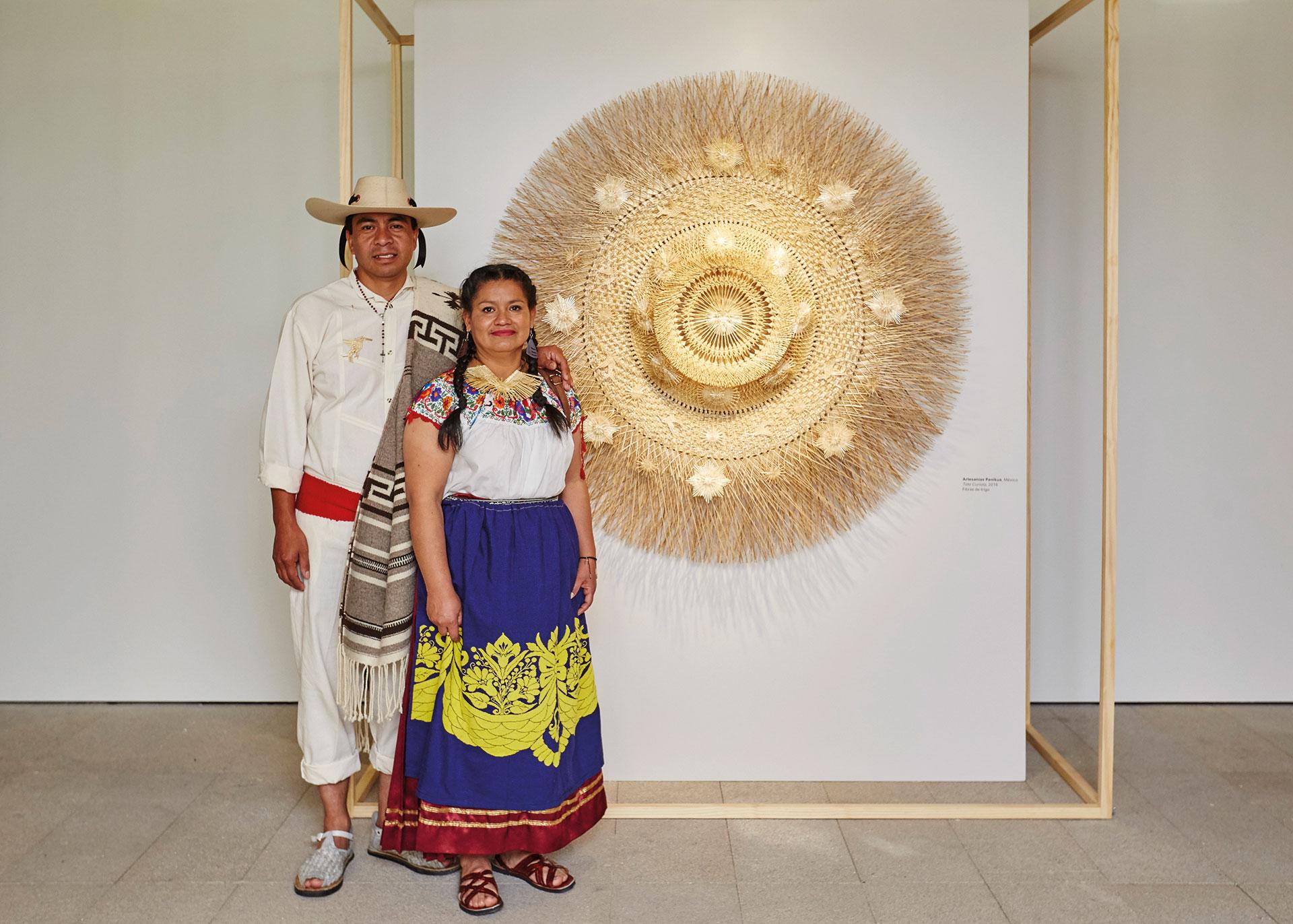 Loewe Craft Prize, Artesanias Panikua, Mexiko,
