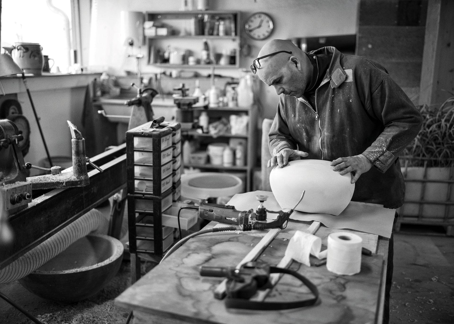 Loewe Craft Prize, Ernst-Gamperl, Holzobjekte, Holz, Holzkunst