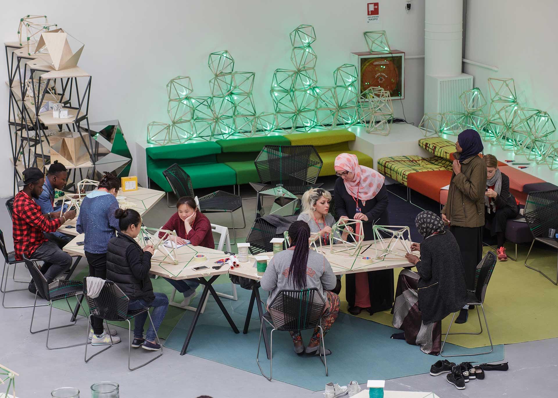 Olafur Eliasson: Green light, Thyssen-Bomemisza Art Contemporary, Biennale di Venezia