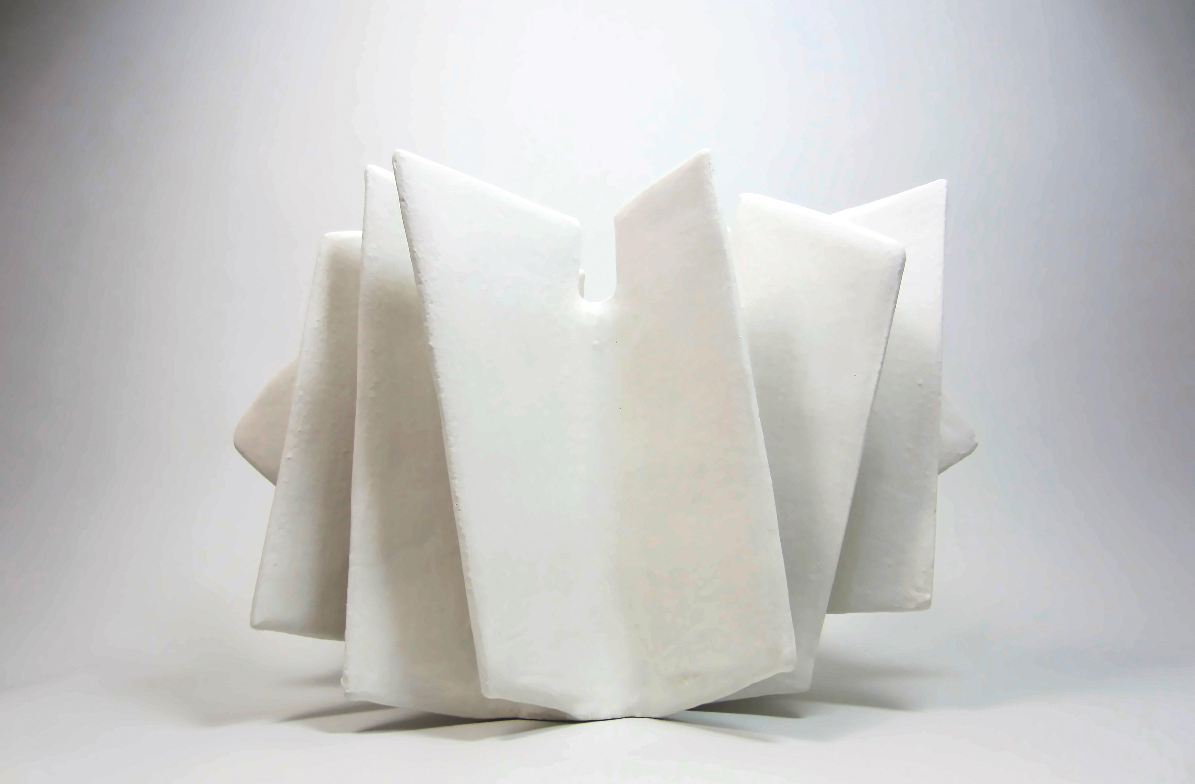 Sabine Martin, Vasen, Steinzeug, Keramik, Skulptur