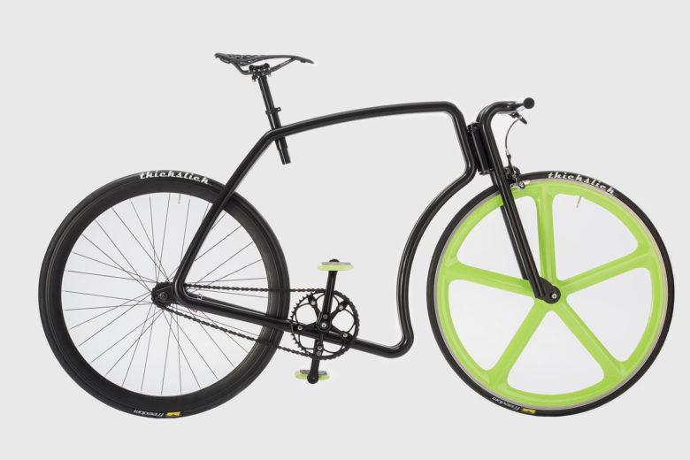 Singlespeed_Viks_velonia-bicycles_Estland, Fahrrad