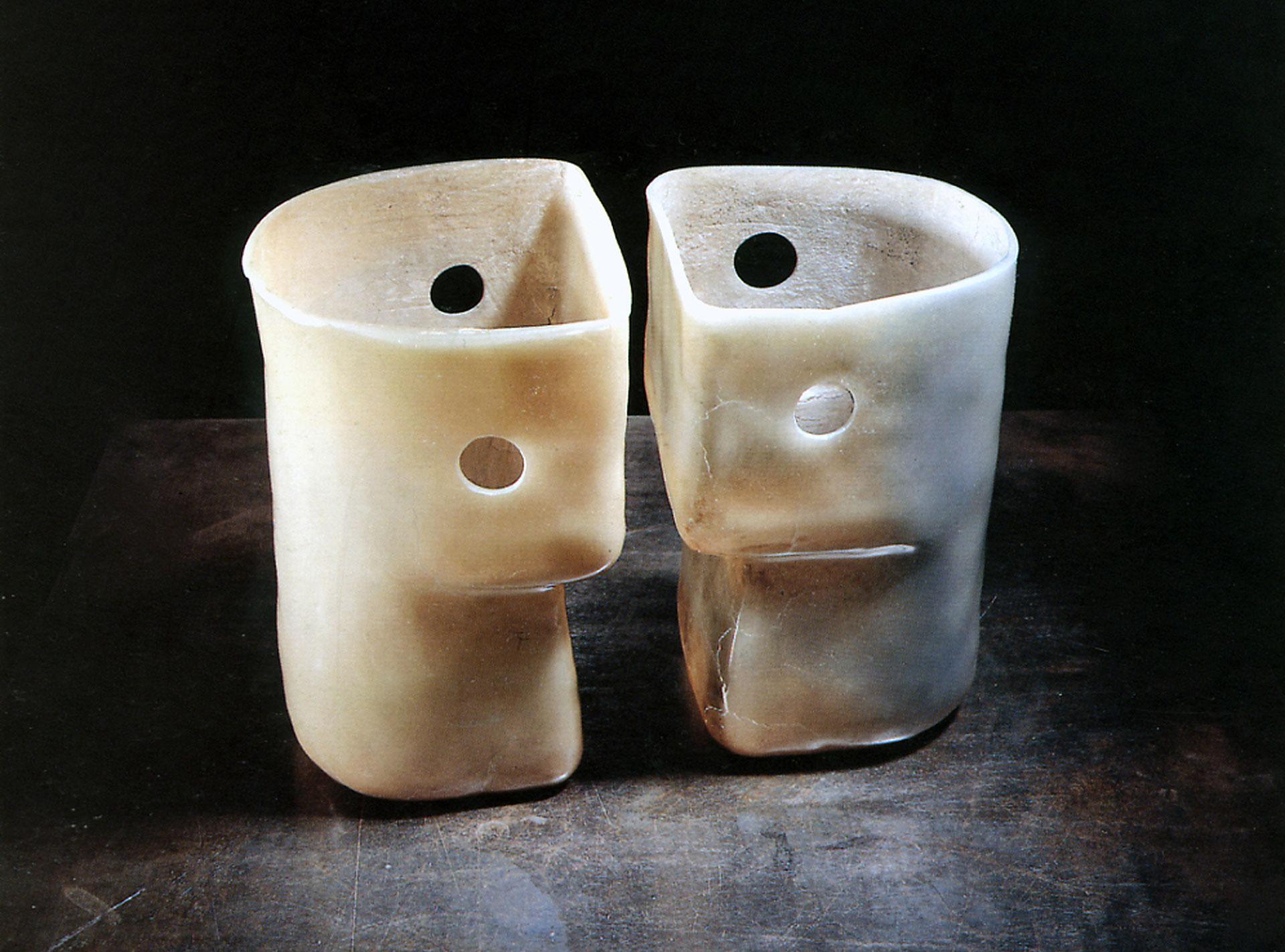 Gaetano Pesce, Collezione CIRVA, Glas, Glasobjekte, Glaskunst, Design