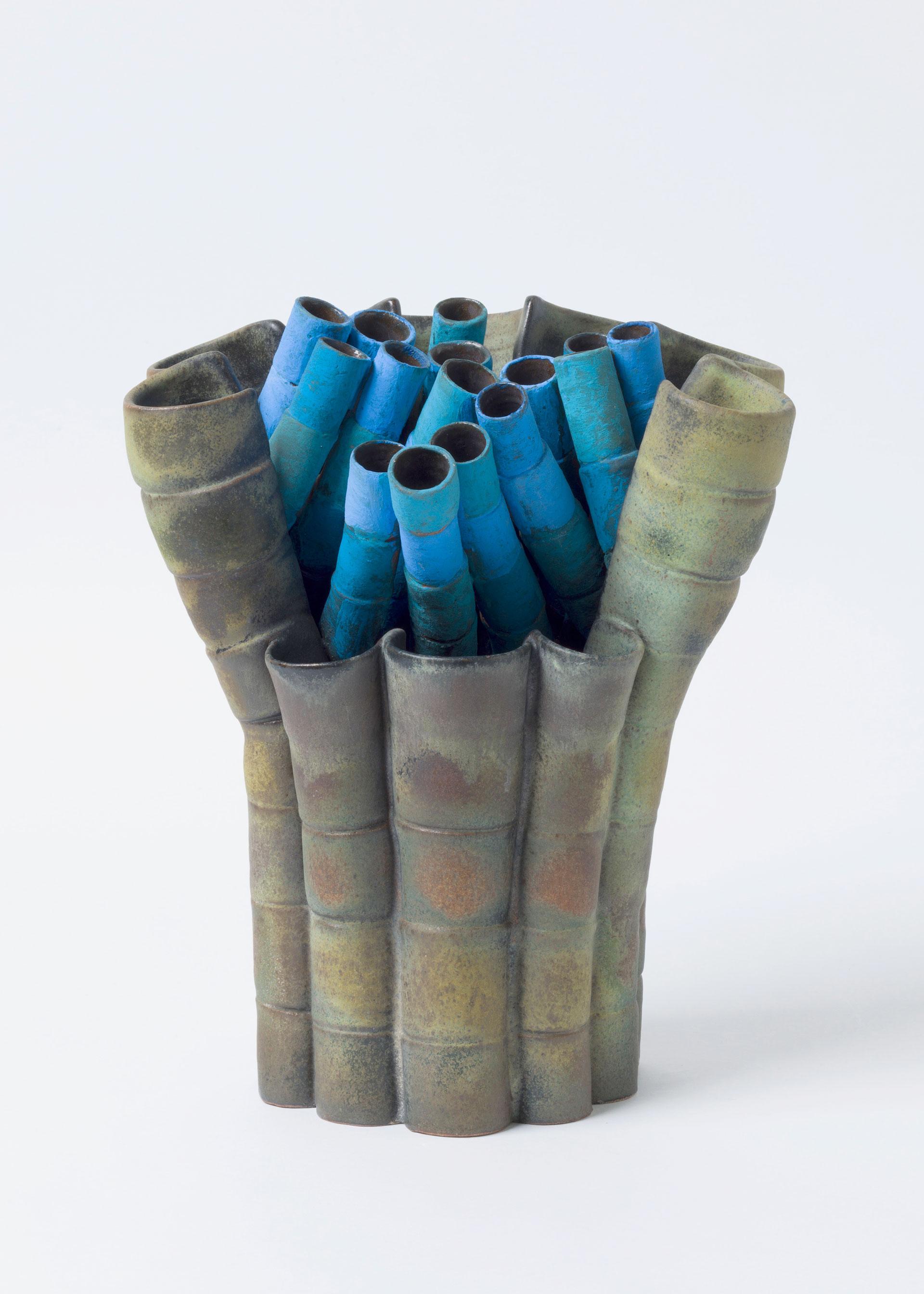 Beate Kuhn, Objekt, Steinzeug, Keramik