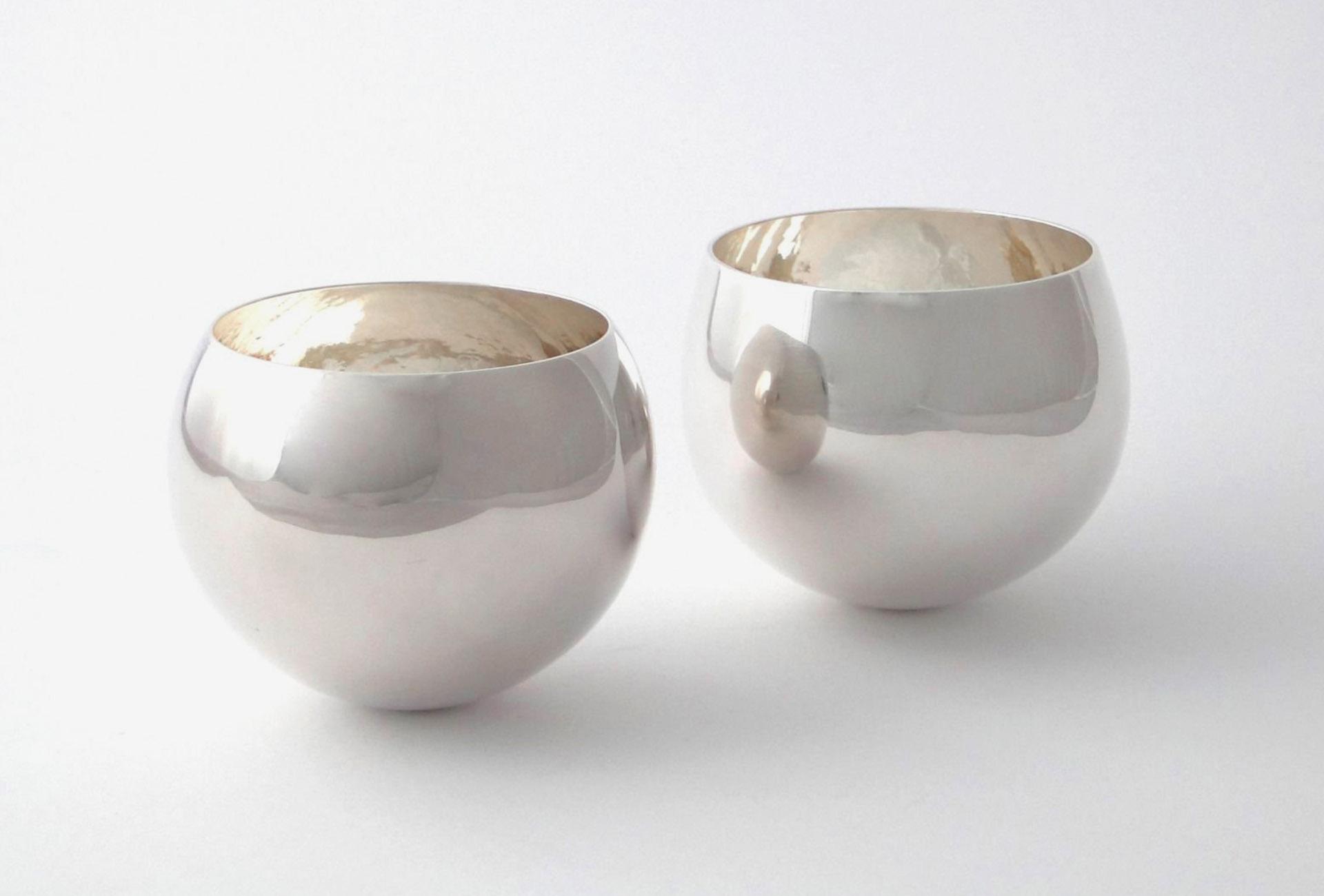 Heppach und Kloess, Silberarbeiten, Form Bodensee