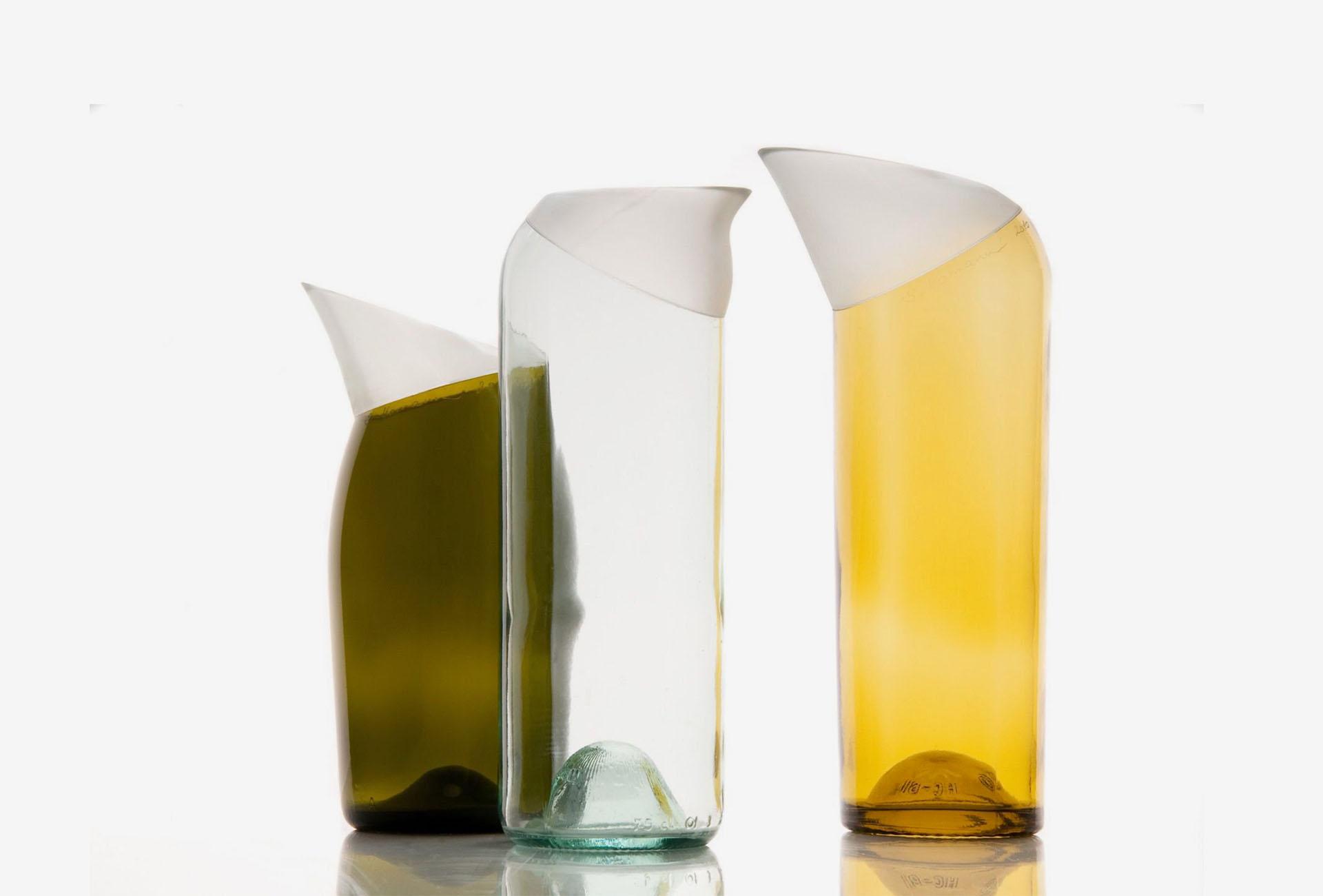 Sybille Homann, Glas, Form Bodensee
