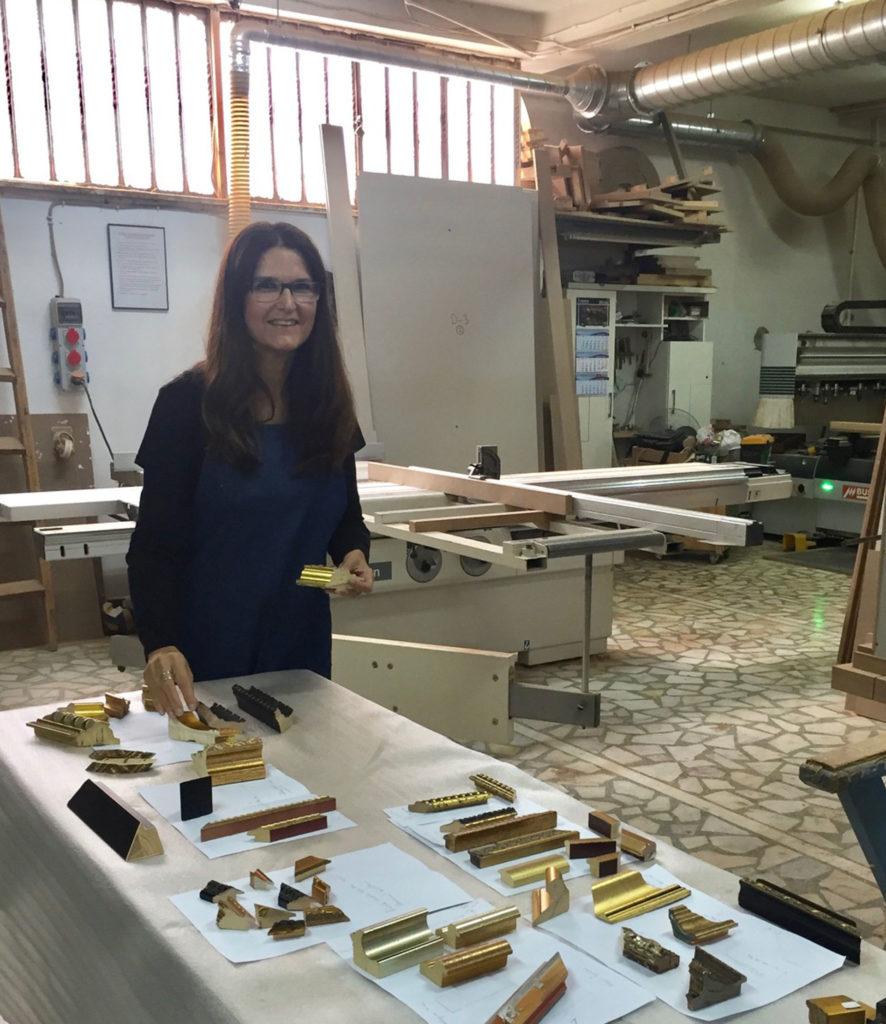 Leyla Taranto, Labor im Chor, Schmuck verbindet