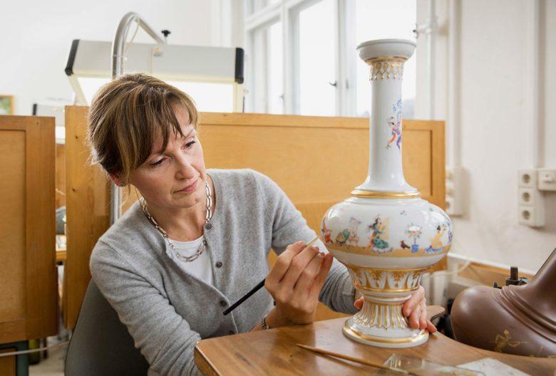 Elke Dannenberg, Manufaktur Meissen, Tomas Bertelsen