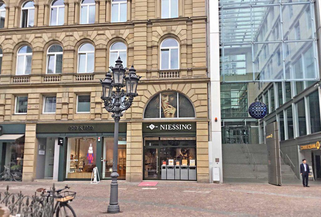 Niessing Store, Frankfurt